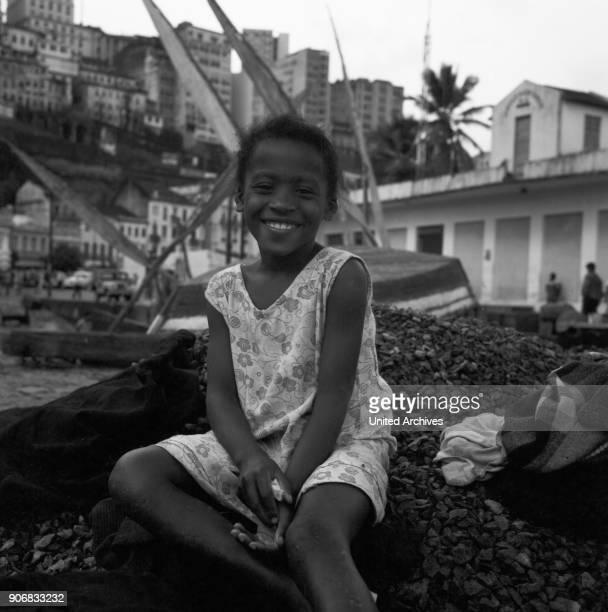 Children in Brazil Brazil 1960s