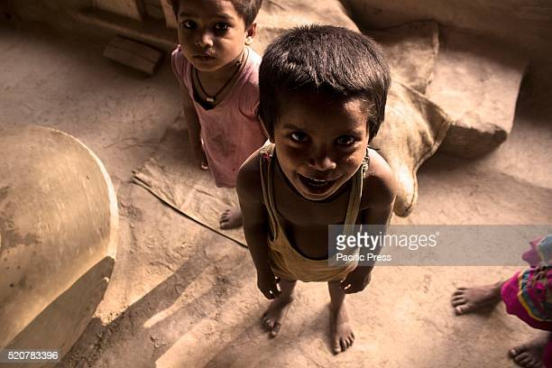 Children in Bundelkhand suffering from drought suicides and starvation Bundelkhand a region compromising district of Uttar Pradesh and Madhya Pradesh...