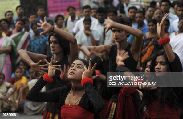 Children Of Indian Sex Workers Stage A Street Drama In Kolkata On News Photo  Getty Images-8580