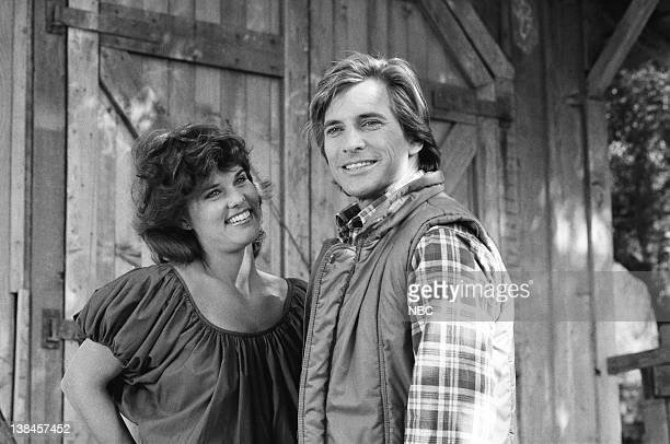 TEAM 'Children of Jamestown' Episode 2 Pictured Sherilyn Wolter as Coulton's Daughter Dirk Benedict as Templeton 'Faceman' Peck