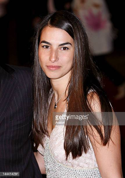 Children of Men UK Premiere held at the Odeon Leicester Square London England 19th September 2006 Annalisa Bugliani 15267
