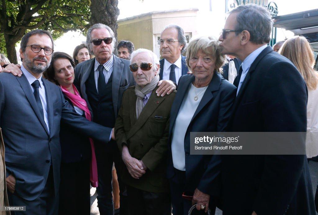 Dr Huth Funeral In Nogent Sur Marne