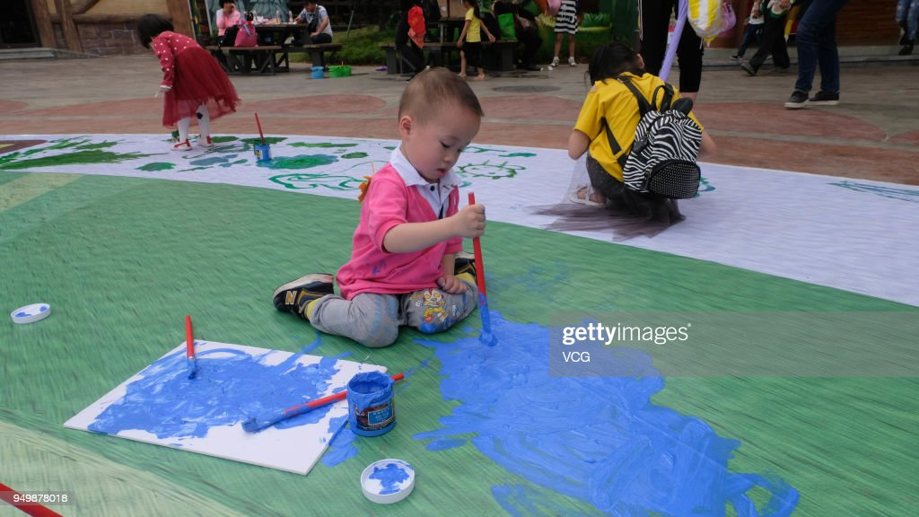World Earth Day In China