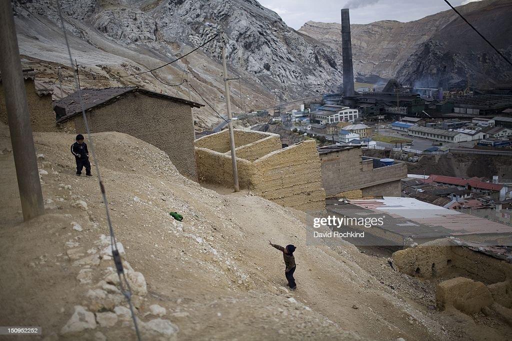 Industrial Poison in Peru : News Photo