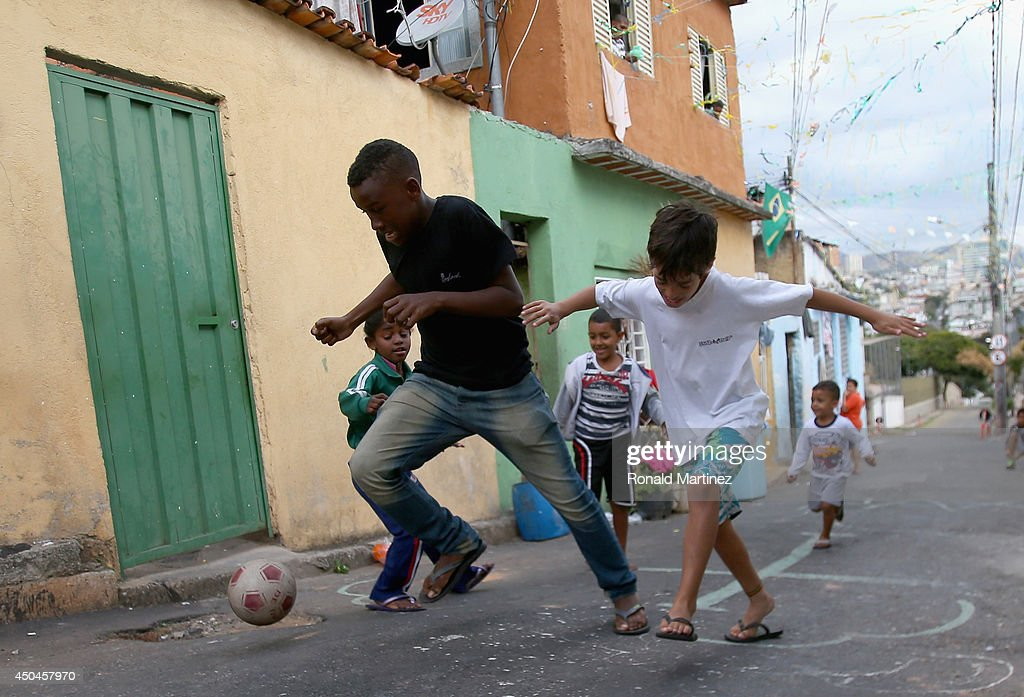 Belo Horizonte - Previews - 2014 FIFA World Cup : News Photo