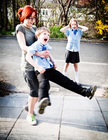 Children playing - gettyimageskorea