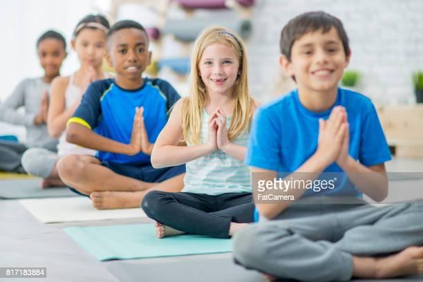 Kinderen gebed