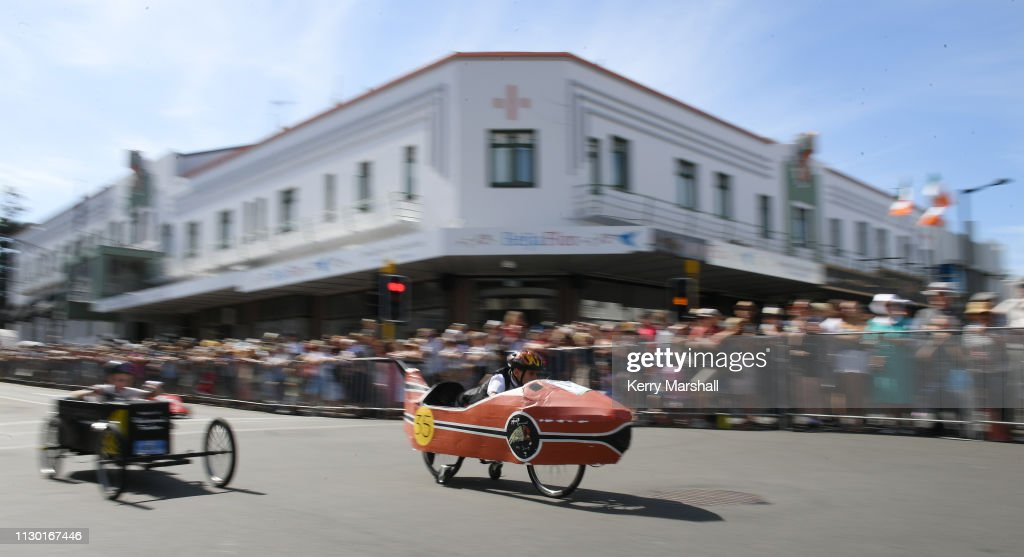 NZL: Visitors Enjoy Annual Art Deco Festival