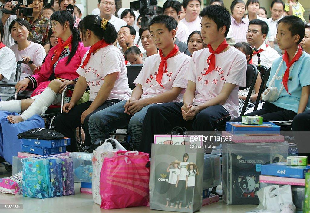 International Children's Day Celebrated In China : News Photo