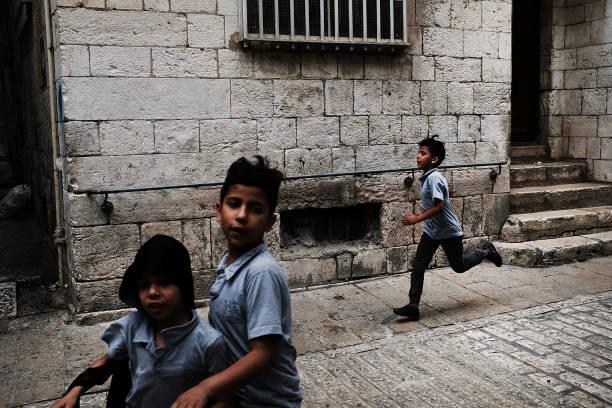 Jerusalem Increases Security Ahead Of Opening Of U.S. Embassy