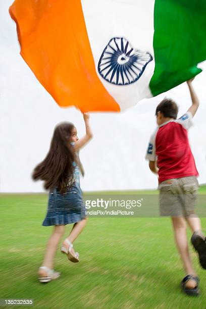 indian flag stock photos and pictures getty images