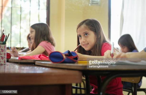 children schooling time . - state school stock pictures, royalty-free photos & images