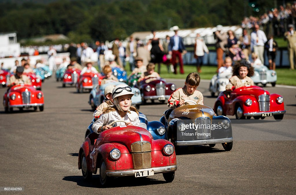 Goodwood Revival 2016 Photos and Images | Getty Images