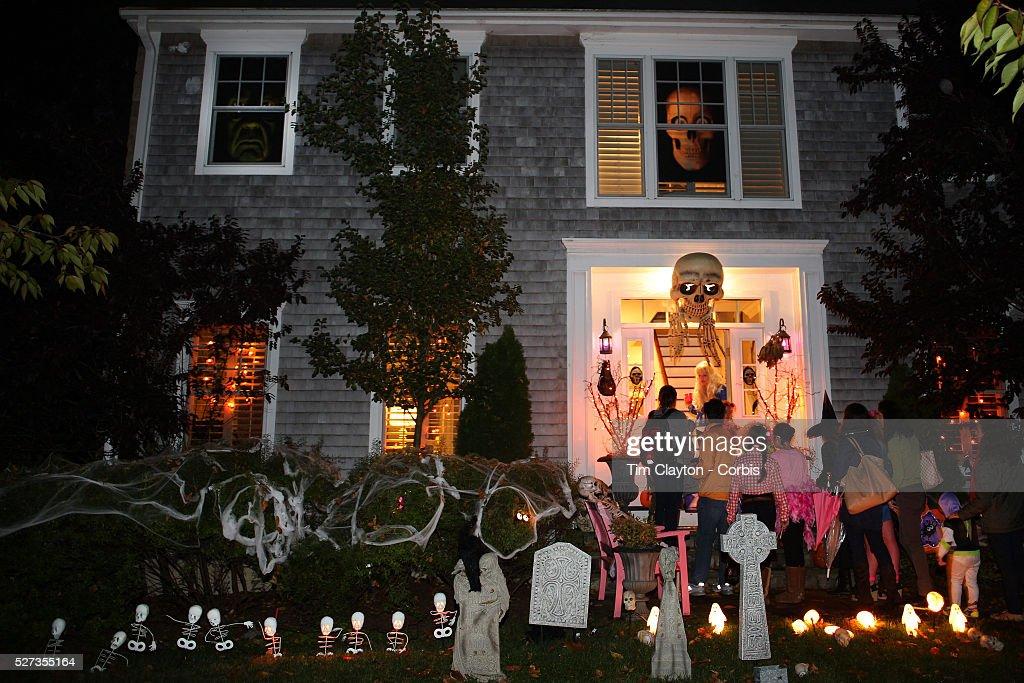 Halloween Trick or Treating : ニュース写真