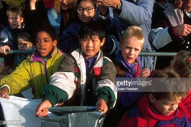 Children Waiting for Sinterklaas