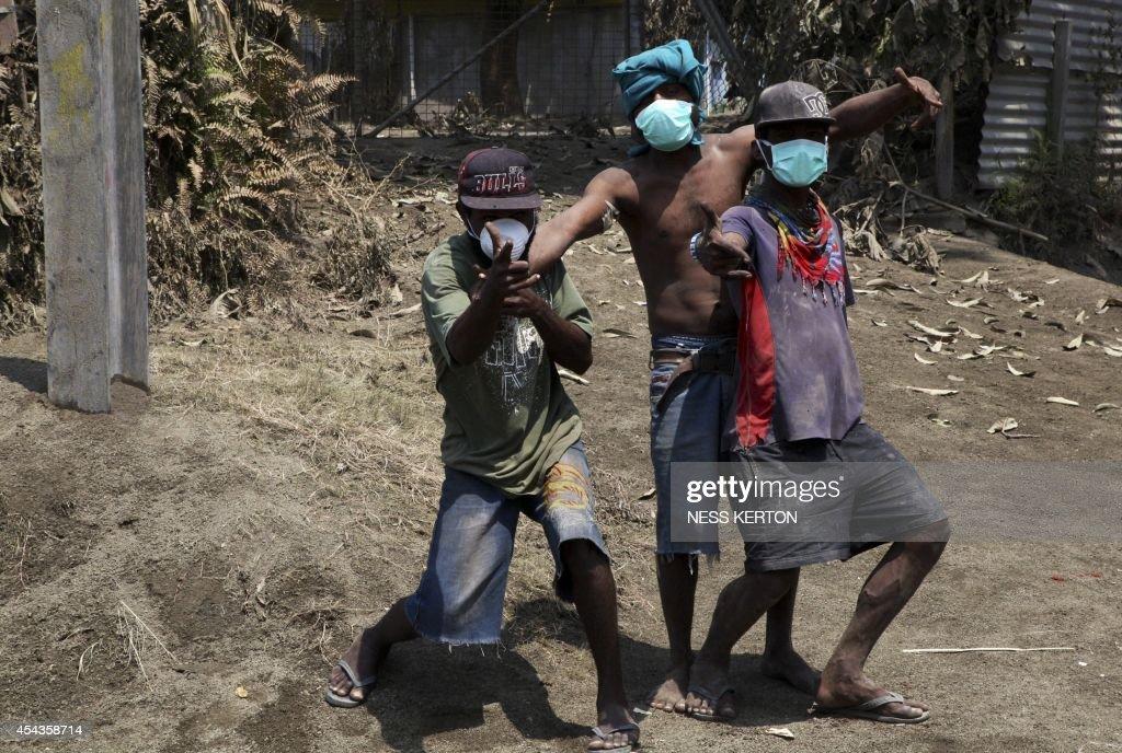 PNG-VOLCANO : Nachrichtenfoto