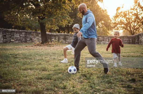 Children who play outside are more physically active