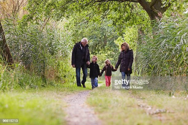 Children with parents