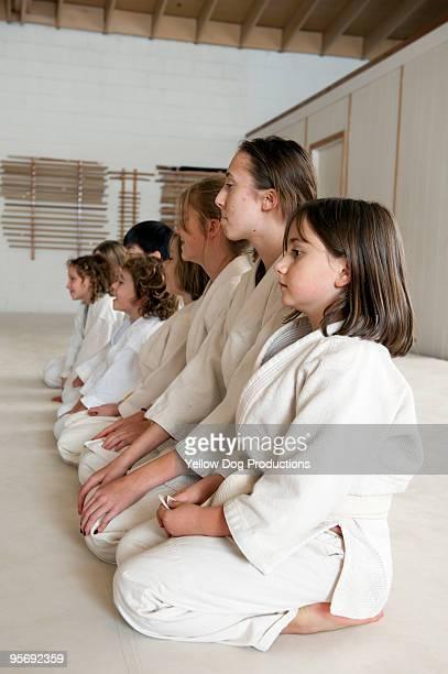 Children's Aikido Martial Arts class