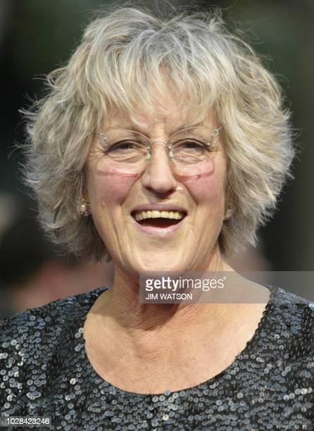 Children's author Germain Greer arrives for the British Book Awards 2004 at the Grosvenor House Hotel in London 07 April 2004, where her book...
