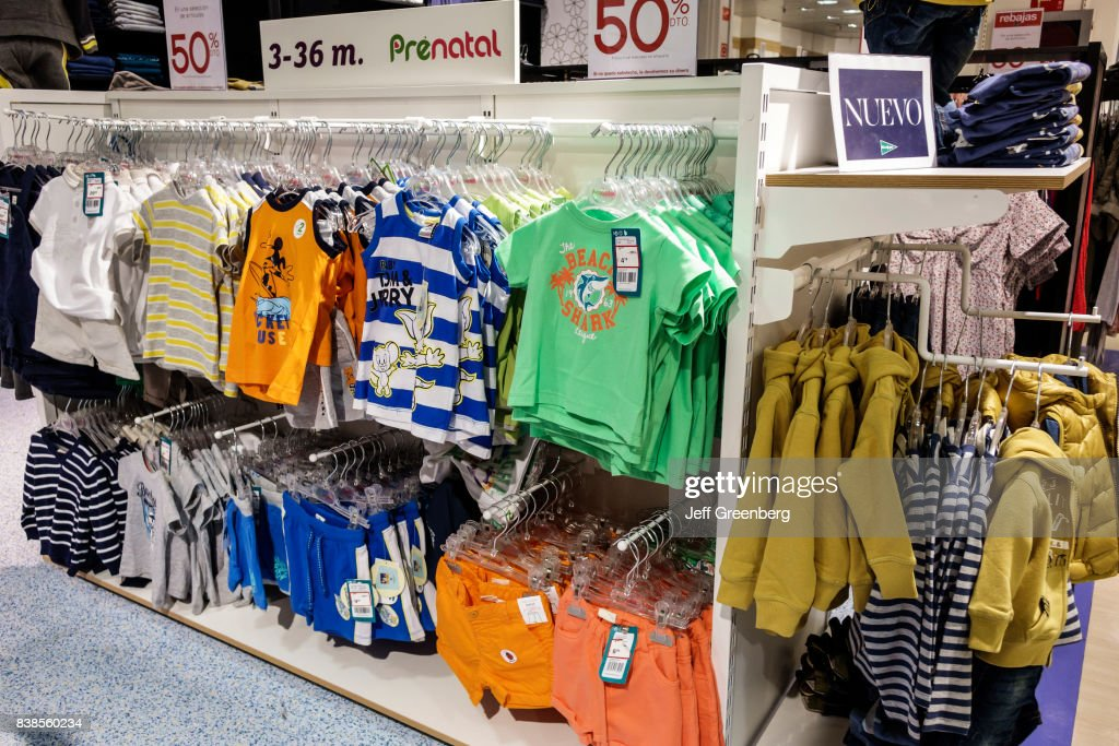 df886c7e18f4ec View Images Children s clothes in el corte ingles news photo getty images