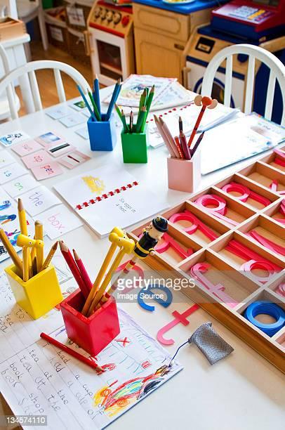 Children's educational equipment