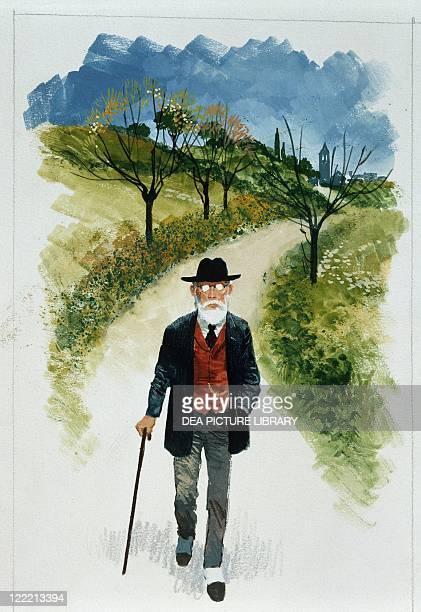 Children's literature Edmondo De Amicis Heart My father's teacher Drawing