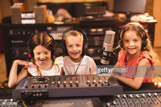Children's radio broadcast!