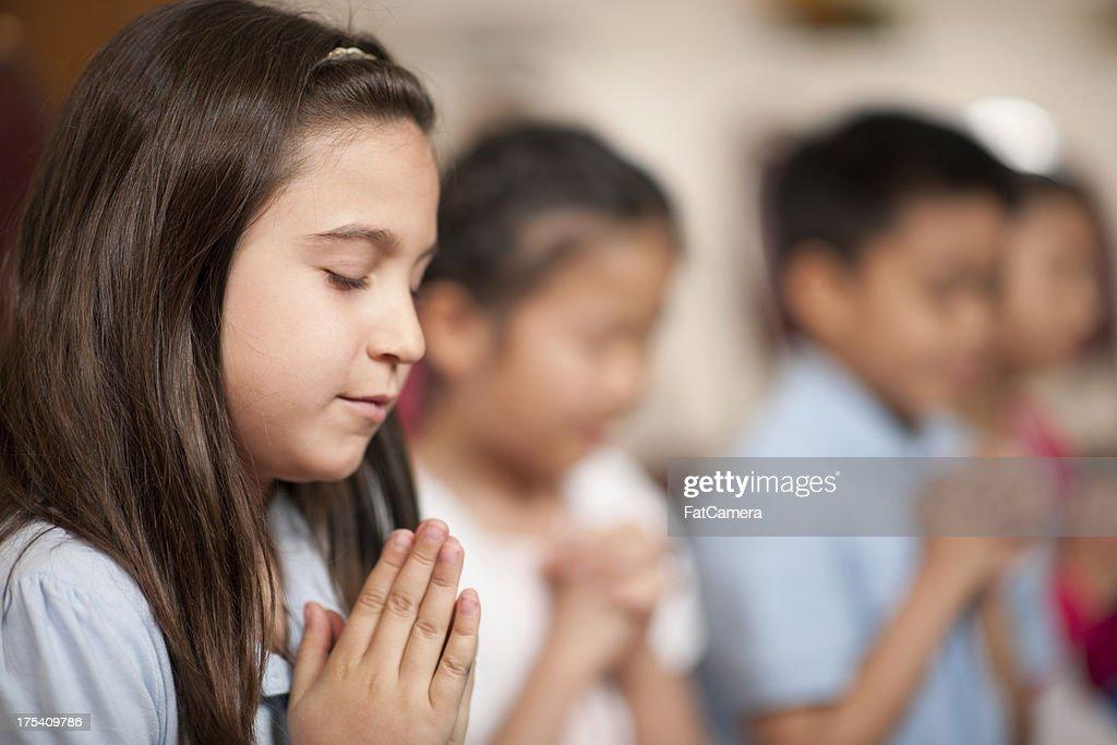Religiosas Programa infantil : Foto de stock