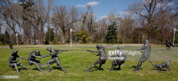 Children's Sculpture Park University of Alabama Mobile Alabama 2010