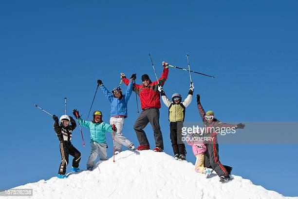 Childrens ski school