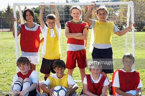 Childrens Soccer Team