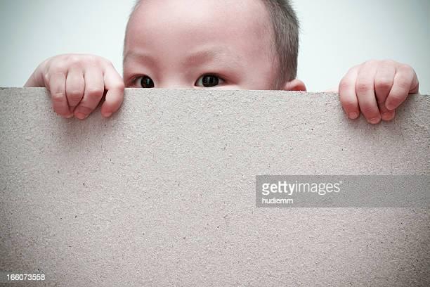 spion (xxl) kinder - verdecktes gesicht stock-fotos und bilder