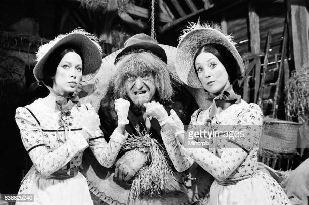 Children's television favourite Worzel Gummidge gets enough trouble from Aunt Sally but now coming on the scene is double trouble in the shape of...