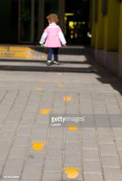 Children's tracks