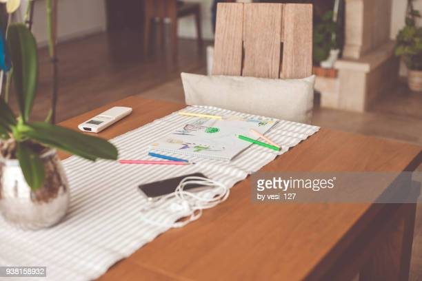 3 969 Slanted Table Photos And Premium High Res Pictures Getty Images