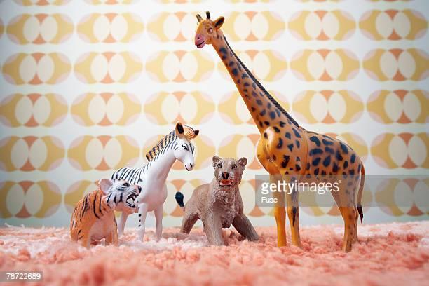 Child's Toys Animals