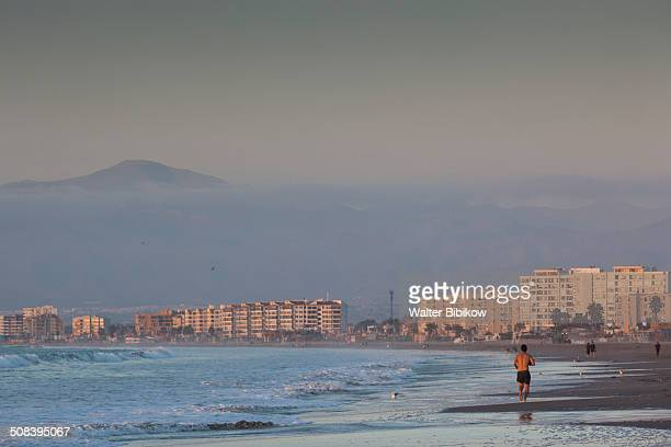 Chile, La Serena, Avennida del Mar