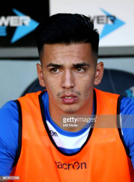 Chile League Scotiabank 1 Division 2018 / n nJoe Axel Abrigo