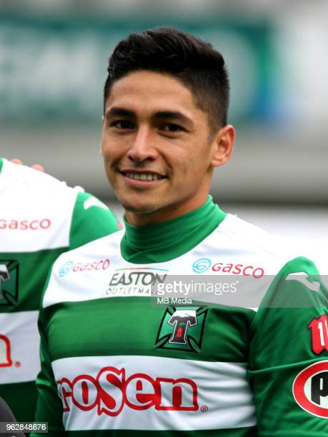 Chile League Scotiabank 1 Division 2018 / 'n 'nRuben Juan Cepeda