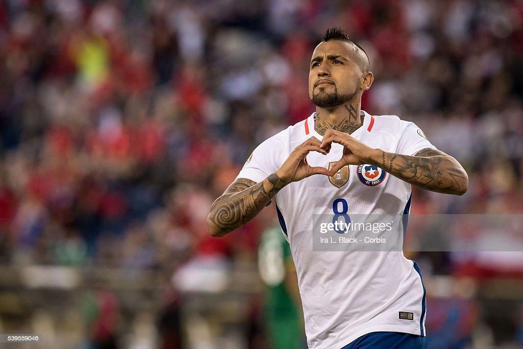 Copa America: Chile v Bolivia : News Photo