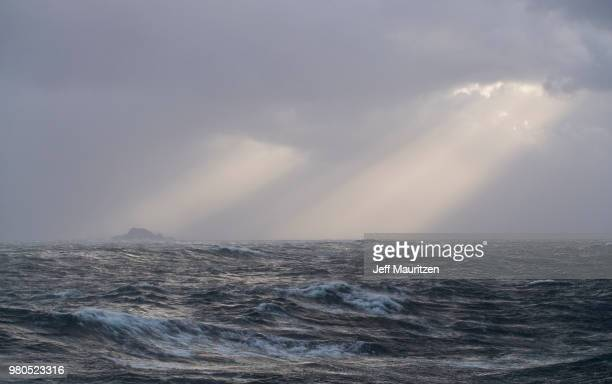the rough waters that surround cape horn, part of the tierra del fuego archipelago. - drake passage stock photos and pictures