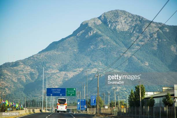 Chile road.