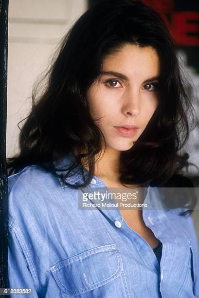 Chilean Actress Valentina Vargas