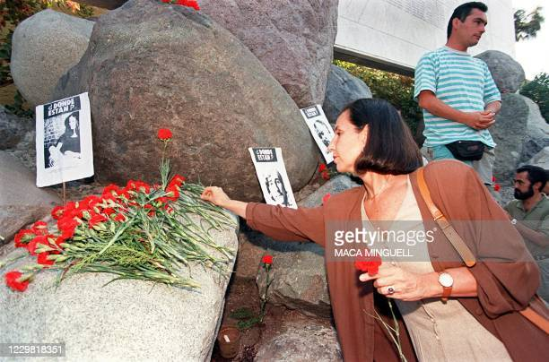 Chilean Congress socialist representative Isabel Allende, daughter of former President Salvador Allende who died during the 1973 coup led by Gen....