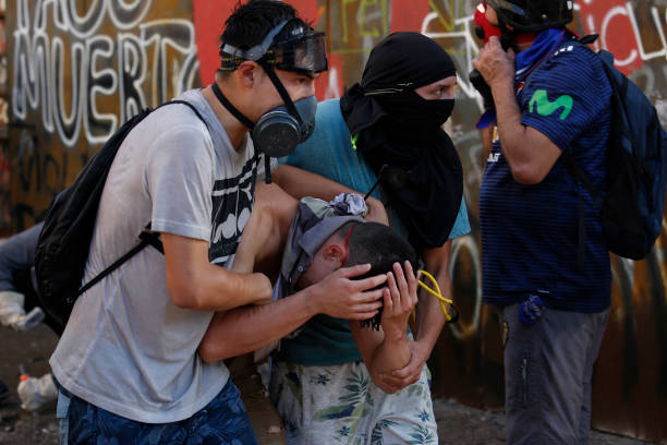 CHL: Four Months Of Protests In Chile