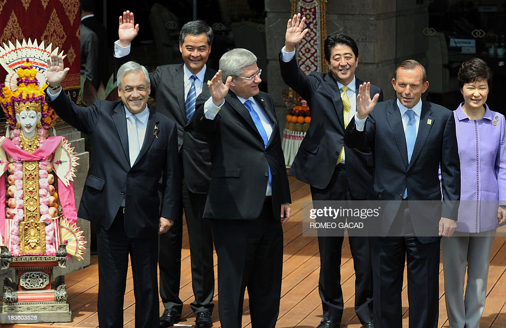 INDONESIA-APEC-SUMMIT : News Photo