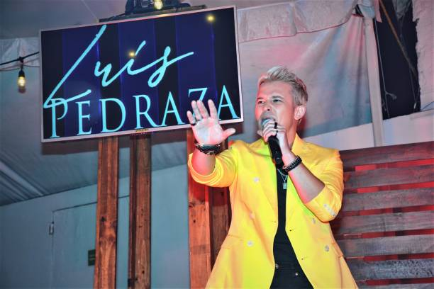 MEX: Luis Pedraza Showcase