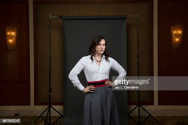 Chilean transgender actress Daniela Vega is photographed for Los Angeles Times on November 7 2017 in Los Angeles California PUBLISHED IMAGE CREDIT...