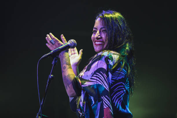 ESP: Madrid Brillante Festival -Ana Tijoux